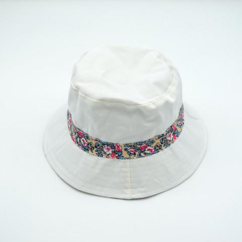 Pălărioară de vară din bumbac