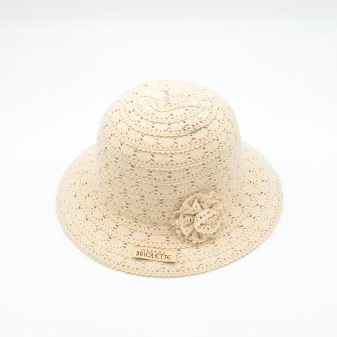 Pălărie croșetată