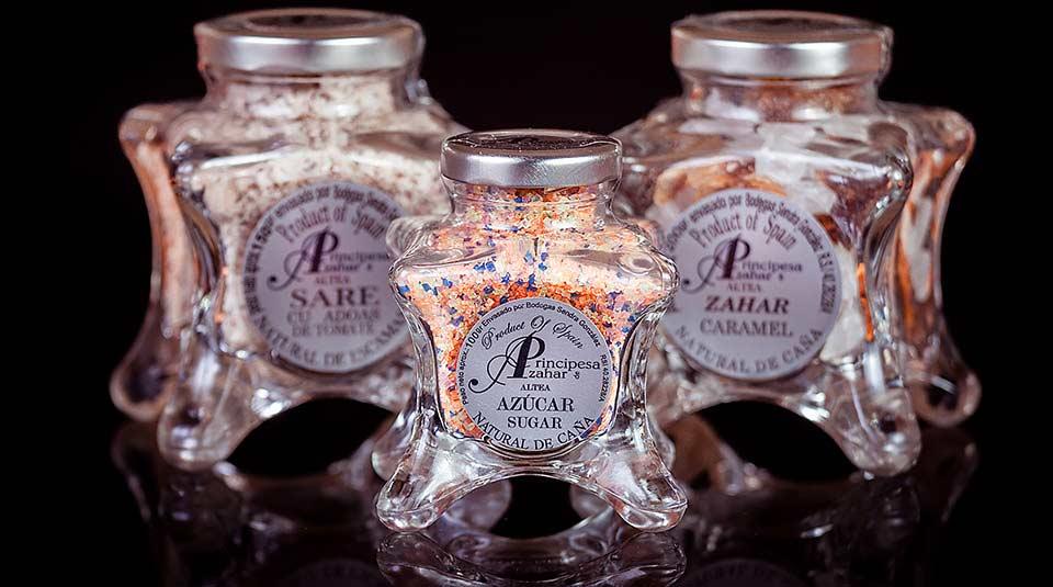 Zahar - Produse gourmet