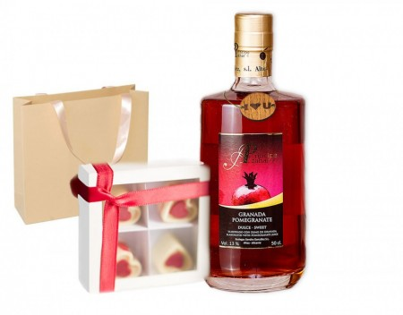 Set cadou Aniversare si Valentines Day - The Best You Have