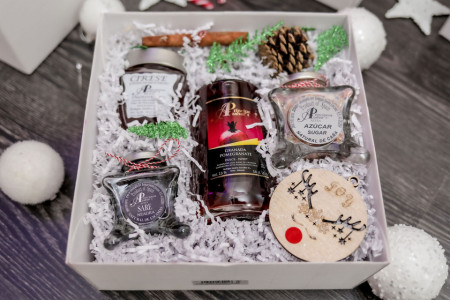 Set cadou Craciun - Sweet & Passion Gift