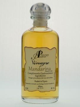 Otet natural de mandarina 200ml - Complement gastronomic Principe de Azahar - Rezerva 3 ani