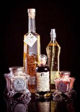 Otet balsamic natural de vanilie 200ml - Complement gastronomic Principe de Azahar - Rezerva 5 ani