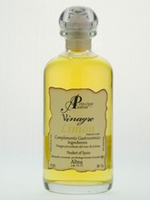Otet natural de vin de lamaie 200ml - Complement gastronomic Principe de Azahar - Rezerva 3 ani