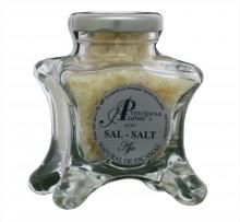 Sare de mare naturala usturoi lux 150gr - Produs gourmet Principe de Azahar Spania
