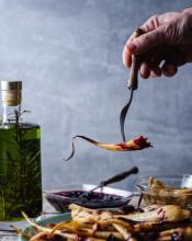 Ulei de masline extravirgin cu rozmarin și piper 500ml - Produs Gourmet Principe de Azahar Spania
