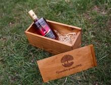 Vin dulce de rodie 0.5l - Principe de Azahar Spania - Premium 11 ani Vechime
