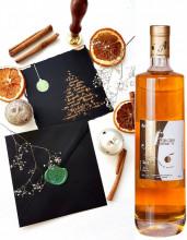 Set cadou Craciun - Wine Christmas Gift
