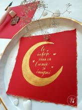 Felicitare personalizata, handmade - Valentines Day
