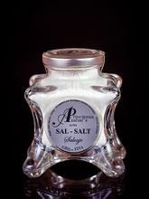 Sare naturală sălbatică gri fină 200gr - Produs gourmet Principe de Azahar Spania