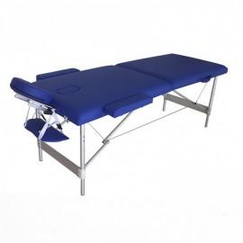 Poze Pat masaj 2 sectiuni - - masa masaj - structura Aluminiu