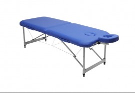 Poze Pat masaj 2 sectiuni - - masa masaj - structura Aluminiu Basic