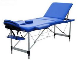 Poze Masa masaj plianta - Aluminiu 3 Albastru