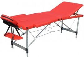 Poze Masa de masaj pliabila profesionala - Aluminiu 3 Alb