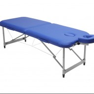 Pat masaj 2 sectiuni - - masa masaj - structura Aluminiu Basic