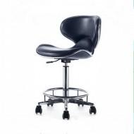 Scaun cosmetica , scaun cosmeticiana -cu cerc pentru picioare