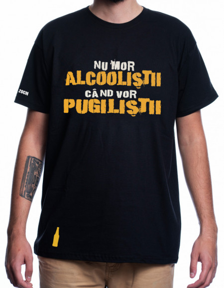 ALCOOLISTII [Tricou]