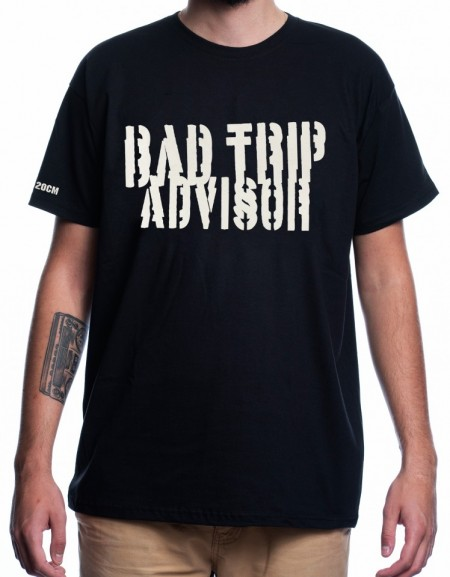 BAD TRIP ADVISOR [Tricou]