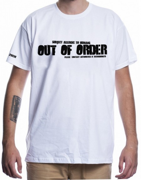 OUT OF ORDER [Tricou]