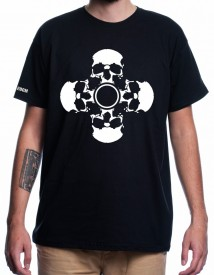 DEATH SPINNER [Tricou]