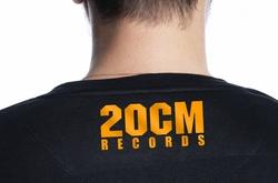 PARAZITII X 20CM RECORDS [bluza]