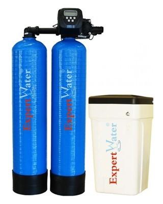 Sistem Duplex Alternat pentru Dedurizarea apei Expert Water 2 x 95 L - Clack SUA