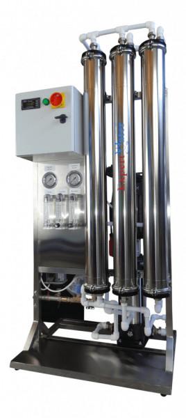 Sistem Osmoza Inversa - Demineralizare Industriala - EWRO 750 - pt Spalatorie auto cu 5-6 piste