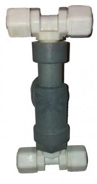Sistem Venturi Vana Industrial - Ecowater