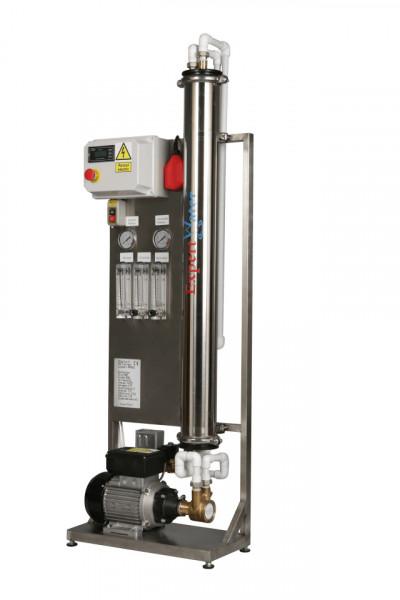 Sistem Osmoza Inversa - Demineralizare Industriala - TKRO 250 pentru spalatorie auto cu 1-2 piste
