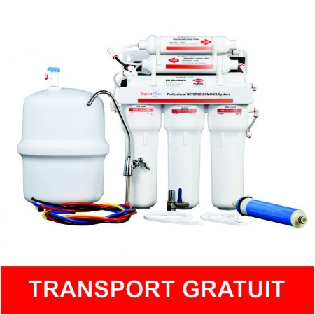 Sistem de osmoza inversa Expert Water 50 cu pompa