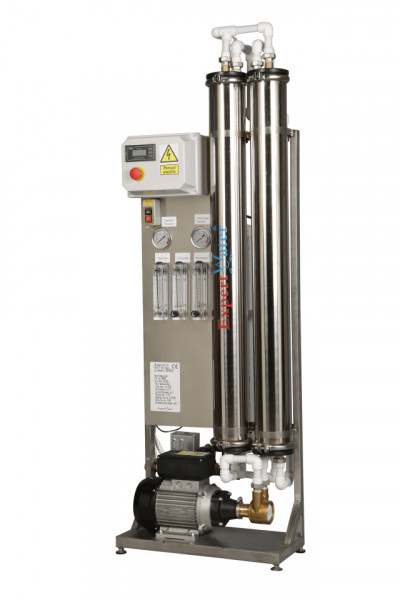 Sistem Osmoza Inversa - Demineralizare Industriala - EWRO 500 pentru spalatorie auto cu 3-4 piste