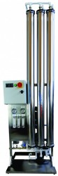 Sistem Osmoza Inversa - Demineralizare Industriala TKRO 2000