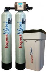 Sistem Duplex Alternat pentru Dedurizarea apei Expert Water 2 x 35 L - Vana Expert