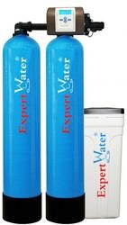 Sistem Duplex Alternat pentru Dedurizarea apei Expert Water 2 x 45 L - Vana Expert