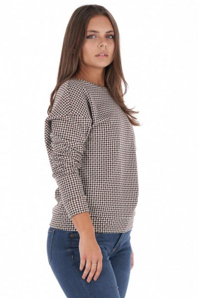 KVL - Bluza dama imprimata cu model