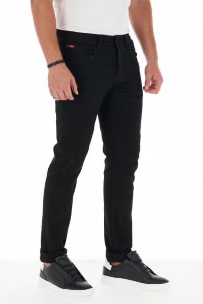 Lee Cooper - Blugi barbat slim fit culoare uniforma