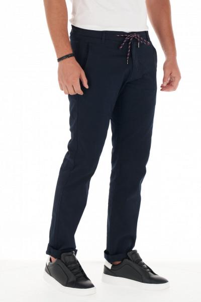 Lee Cooper - Pantaloni barbat culoare uni si buzunare oblice