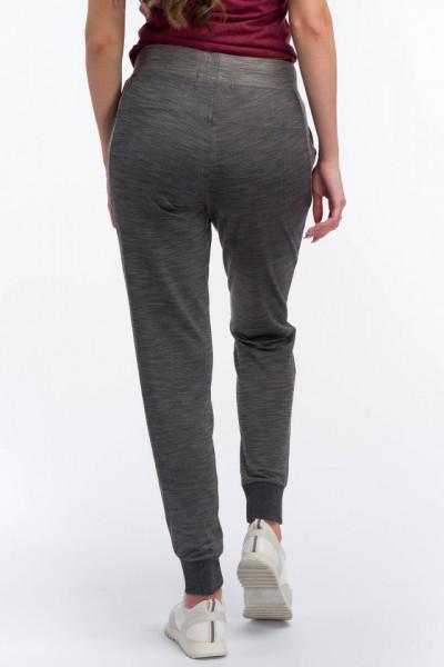 Timeout - Pantaloni subtiri de trening cu snur in talie