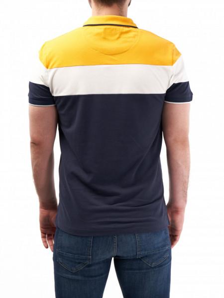 KVL - Tricou subtire tip polo in 3 culori