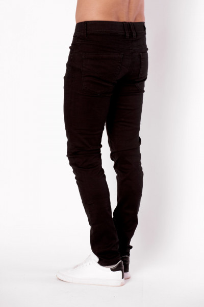 PANTALONI DENIM LUNGI BARBAT BLACK LEE COOPER
