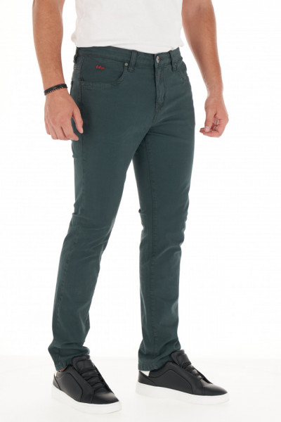 Lee Cooper - Pantaloni barbat culoare uniforma