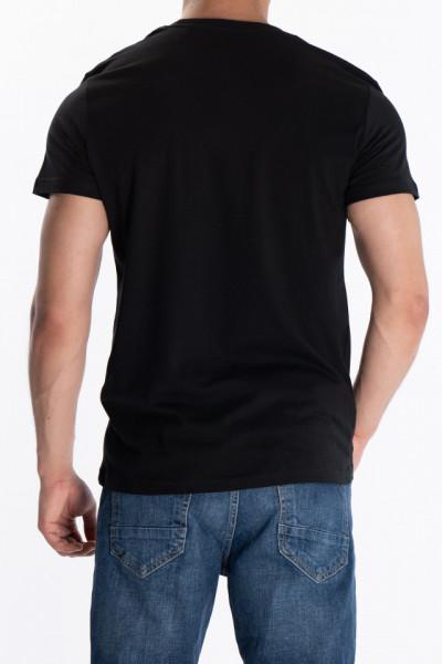 KVL - Tricou barbat cu maneca scurta si model