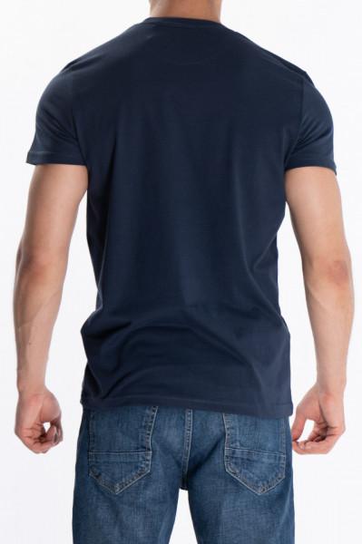 KVL - Tricou maneca scurta cu imprimeu tip mesaj