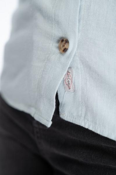 Lee Cooper - Camasa oversize cu buzunare aplicate