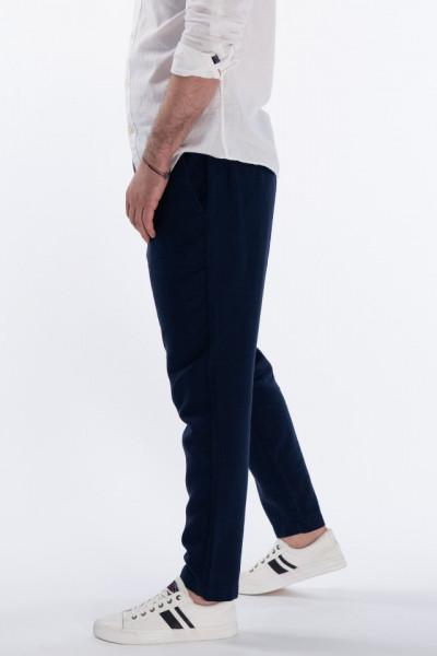 Lee Cooper - Pantaloni lungi subtiri cu adaos de in