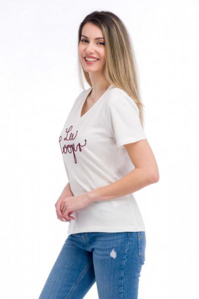Lee Cooper - Tricou cu imprimeu logo