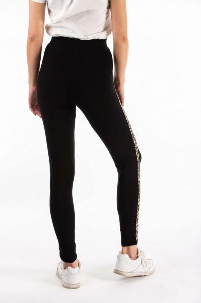 Montecristo - Pantaloni subtiri dama cu detalii in lateral