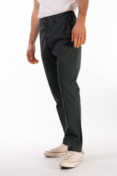 Timeout - Pantaloni lungi chino cu talie medie