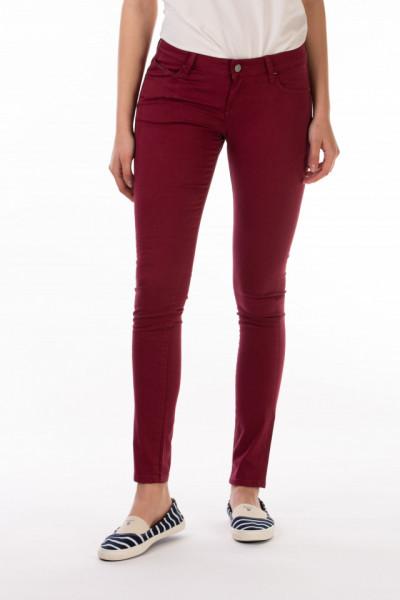 Timeout - Pantaloni lungi skinny culoare uni