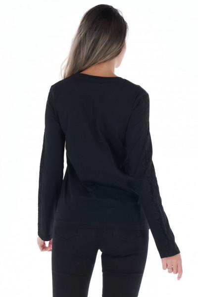 KVL - Bluza dama cu logo imprimat